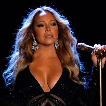 Mariah Carey Debuts on The Voice