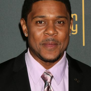 Actor Pooch Hall Charged With Child Abuse and DUI