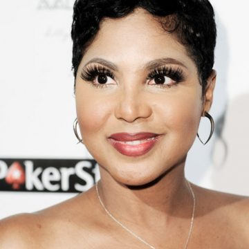 Toni Braxton Confesses She Doesn't Like Her Family