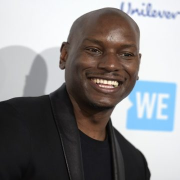 Tyrese and His Wife Welcome Baby Girl