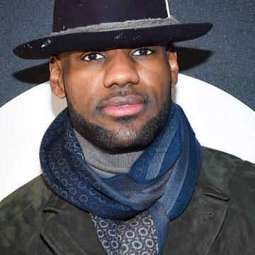 LeBron James Named Athlete of the Year