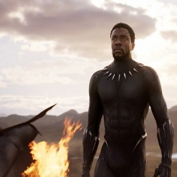 Free Screening of Black Panther in Feb.