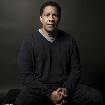 Denzel Washington Helps Homeless man