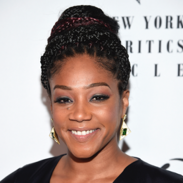 Tiffany Haddish Booed at Her Comedy Show