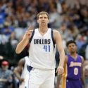 Dirk Nowitzki Announces Retirement