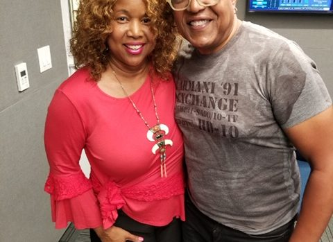 Lynne Haze and Peabo Bryson