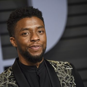 Chadwick Casted to Play African Samurai