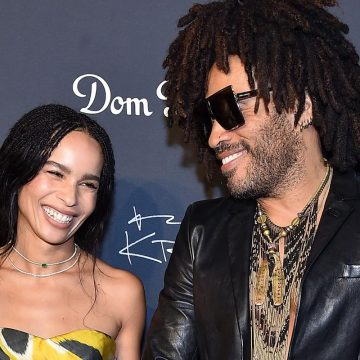 Lenny Kravitz: Daughter's Wedding Will Be Very Emotional