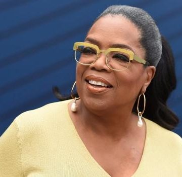 Oprah Goes All Out for Bestie Gayle's Birthday