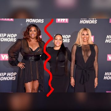 Spinderella Allegedly Suing Salt-n-Pepa