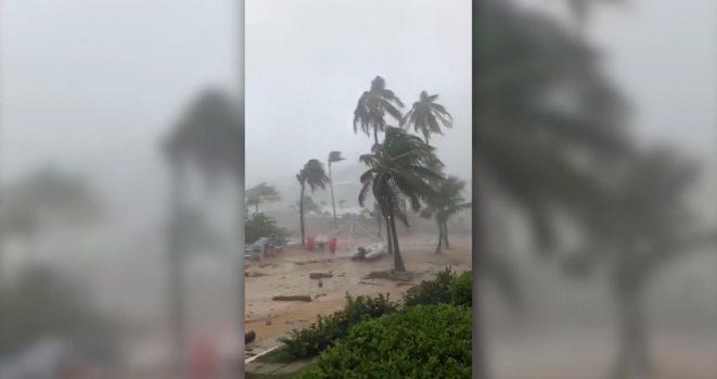 Hurricane Dorain
