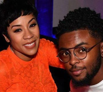 Keyshia and boyfriend