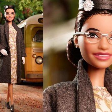 Barbie Debuts Rosa Parks Doll