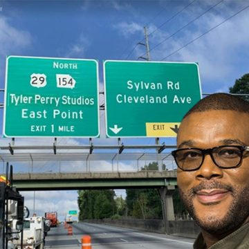 Tyler Perry Sign