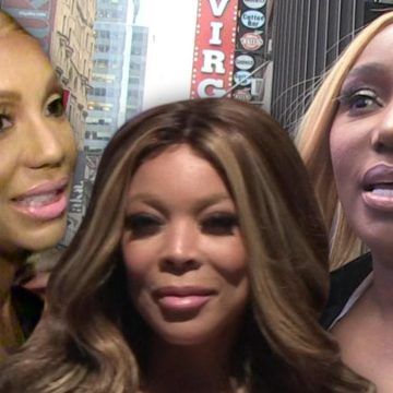 Wendy Williams Plans Party Trip With Tamar and Nene