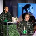 Ciara Accepts Fashion Award