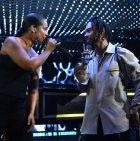 Alicia Keys and Miguel