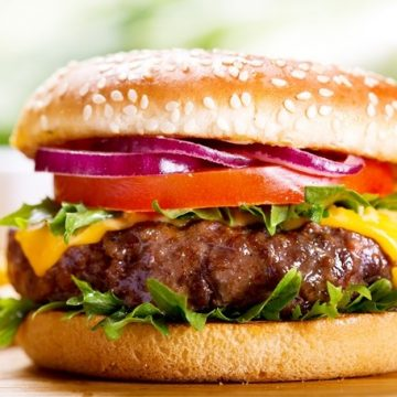 It's National Cheeseburger Day!