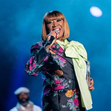 Patti LaBelle, to Headline Relief Concert for COVID-19