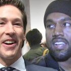 Joel Olsteen and Kanye