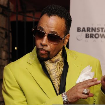 """Morris Day Releases New Book """"On Time"""""""
