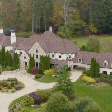 "Dwayne ""The Rock"" Johnson Buy 9 Million On Georgia Estate"