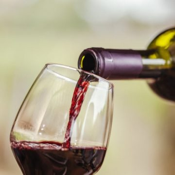 Wine Woes: Supply Chain Delays Could Soon Leave Wine Glasses Empty