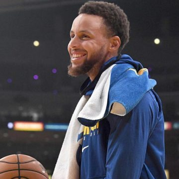 Steph Curry and John Legend Team Up for a Movie