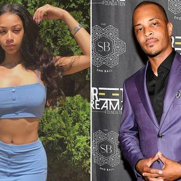 T.I. and daughter Ajya