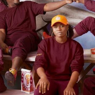 Popeyes Has New Clothing Line Similar to Beyonce's