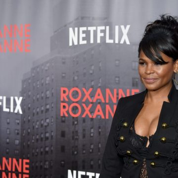 Nia Long Loses Her Dad
