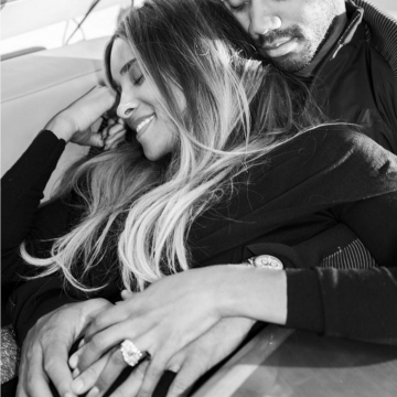 Russell Wilson Says He is Pampering Ciara While Pregnant