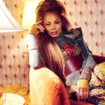 Janet Jackson Announces New Tour and Album