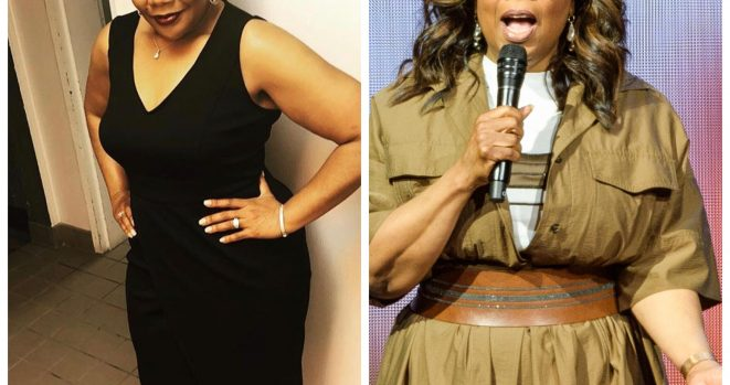 Oprah and Mo'Nique