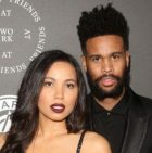 Jurnee Smollett and Husband