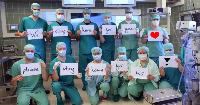 overworked doctors