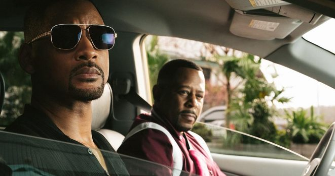 Will Smith & Martin Lawrence