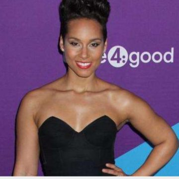 Alicia Keys on Difficult Relationship With Her Father