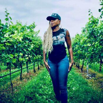 Mary J Introduces Wine Collection