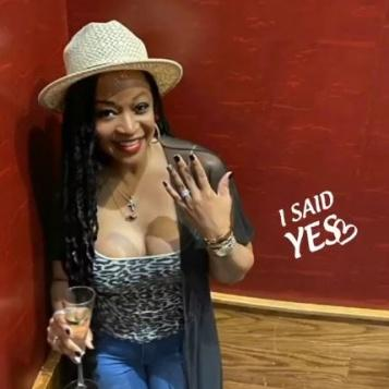 Monyetta Shaw Ne Yo's Children's Mom is Engaged