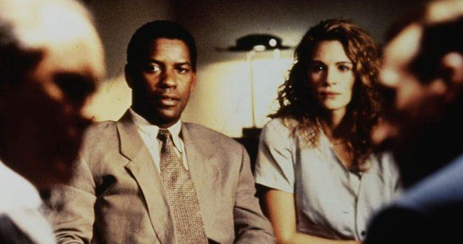 Denzel and Julia