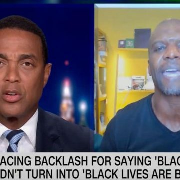 don lemon and terry crews