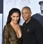 Dr. Dre and Wife Nicole