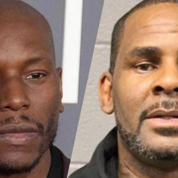 Tyrese and R Kelly