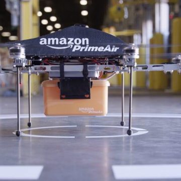 Amazon Air Drones Given Green Light By FAA