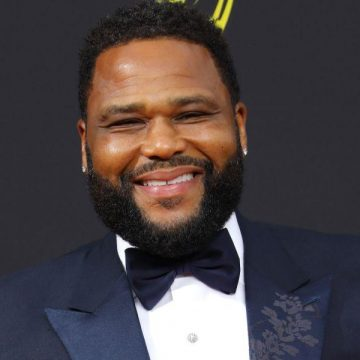 Anthony Anderson Receive His Star on Hollywood's Walk of Fame