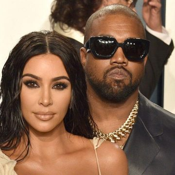 Kanye Ask for Joint Custody, No Spousal Support in Divorce
