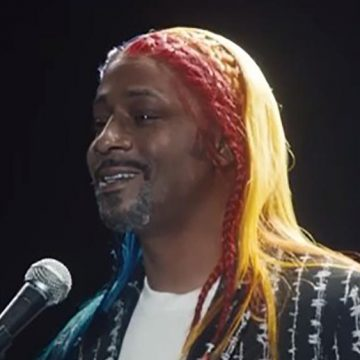 Katt Williams Urges People to Vote