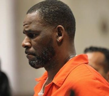 R Kelly Moved to Solitary Confinement