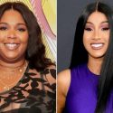 Lizzo Sends Cardi B Bouquet of Flowers Amid Divorce Rumors